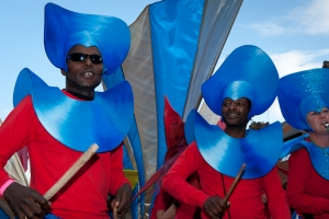 Olympic parade