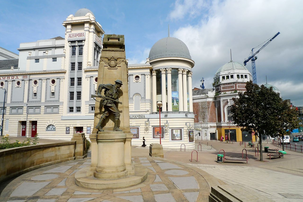 Bradford, 2009