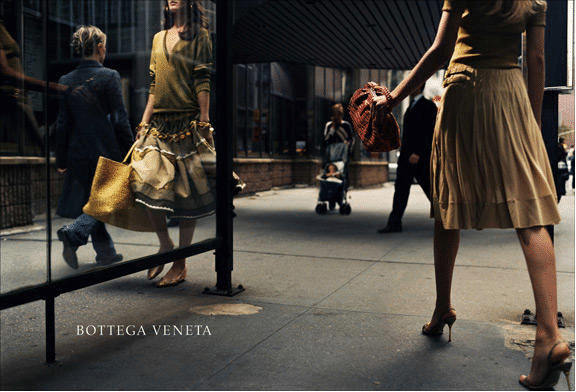 Philip-Lorca DiCorcia: campaign for Bottega Veneta