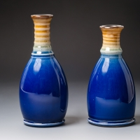 Ceramic pots by Andy Mason, shot for his website