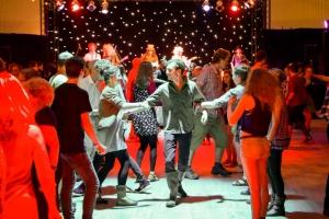 Wellington Boot Dance - in the Dance Tent at Shrewsbury Folk Festival