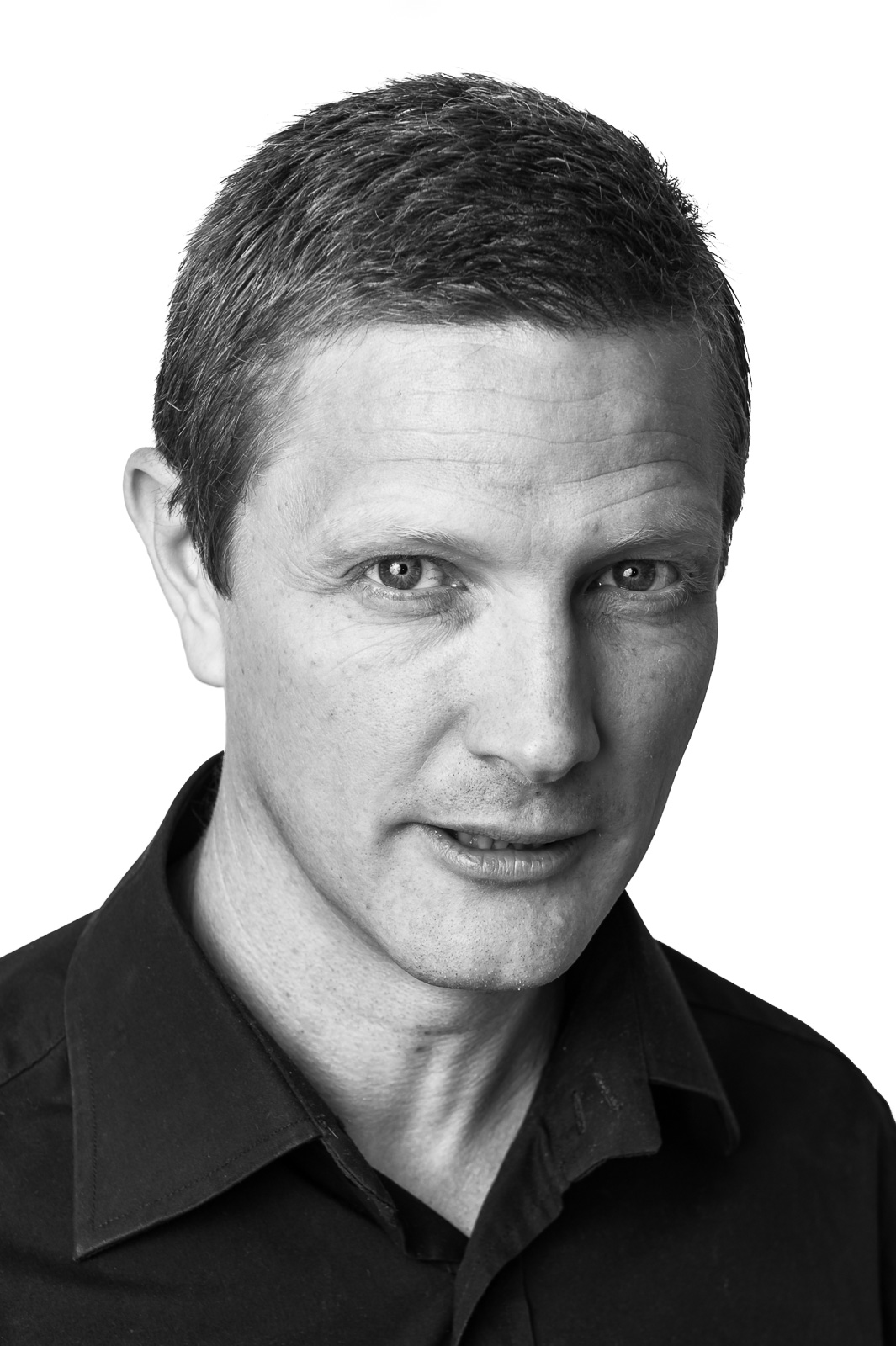 Giles Ford - actor headshot