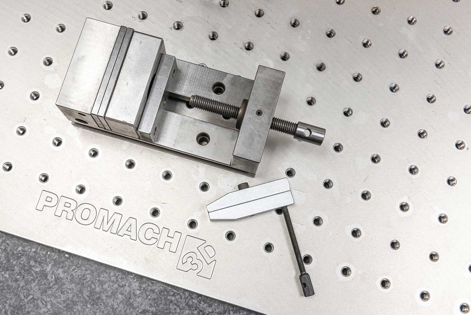 ProMach 3D workbench shot for company website